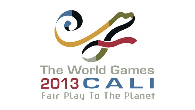 2013 World Games - Cali, Colombia. July 25 - August 4