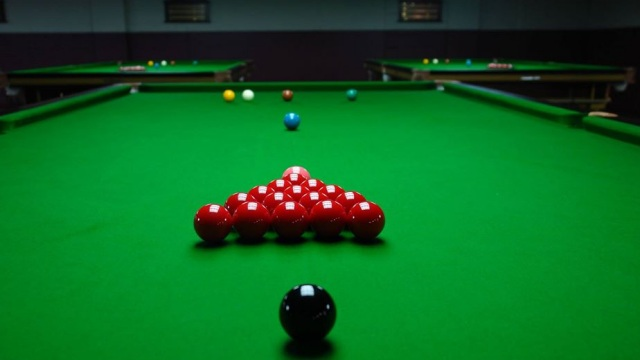 A view of the snooker tables in The Corner Bank - Photo courtesy of The Corner Bank